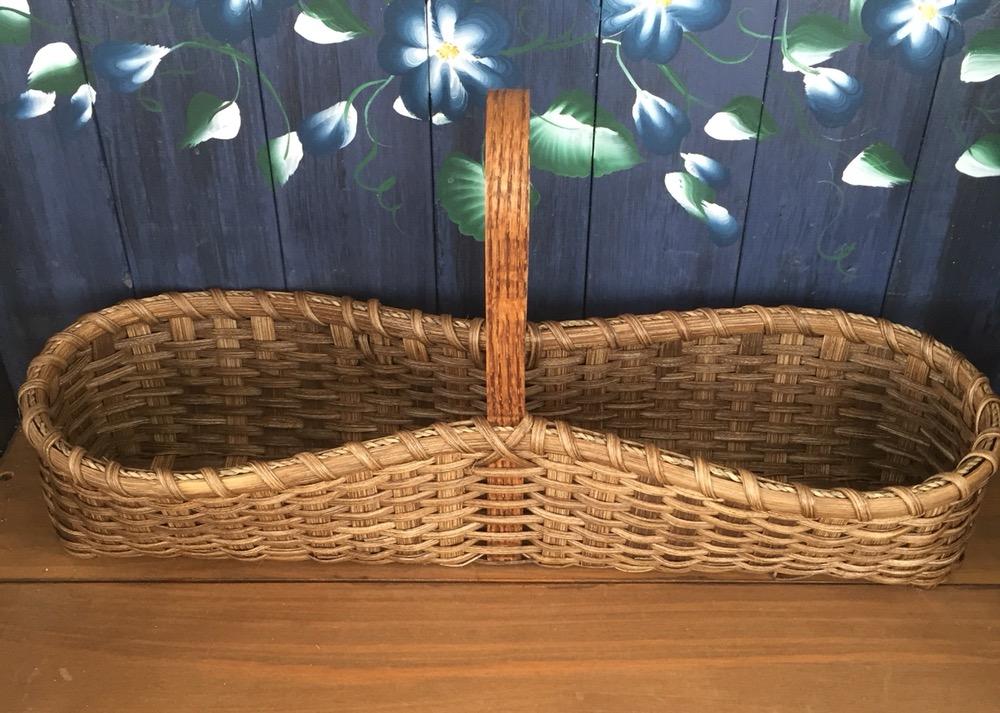 Flared Spice Basket